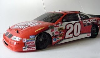 "WT2243-W Windtunnel ""PSC"" 1/10th Scale Wide Body Stock Car"