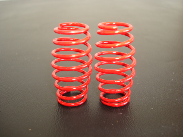 "WT #3124 10# Red ""V"" Hive VCS Springs"
