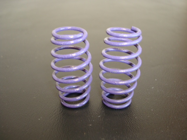 "WT #3126 15# Purple ""V"" Hive VCS Springs"