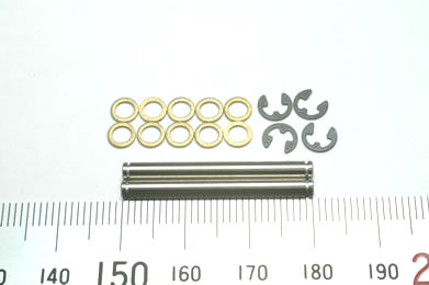 WT3222 Windtunnel SS (super short) 10th or 12th King Pin Kit.