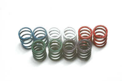 "WT3400 ""Babies"" 1/12th Scale Front Spring (5 pair) Pkg."