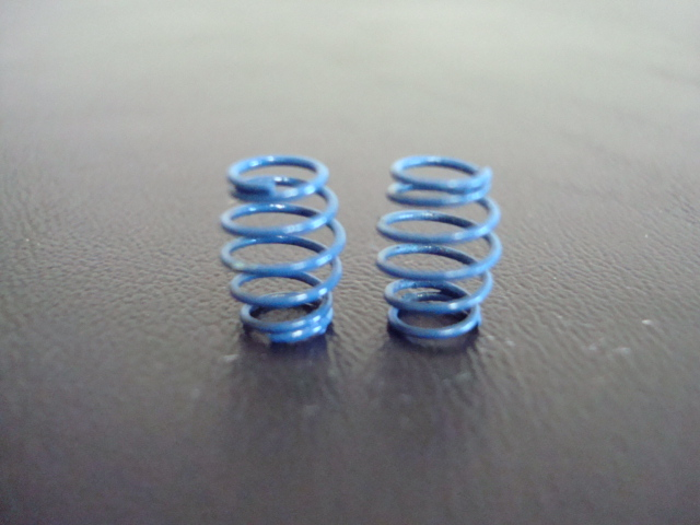 WT2951 7# Blue Front Barrel Springs