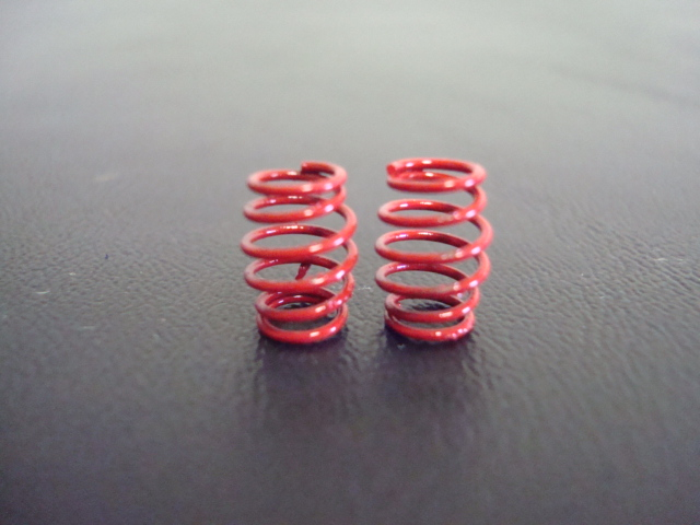 WT2953 11# Red Front Barrel Springs