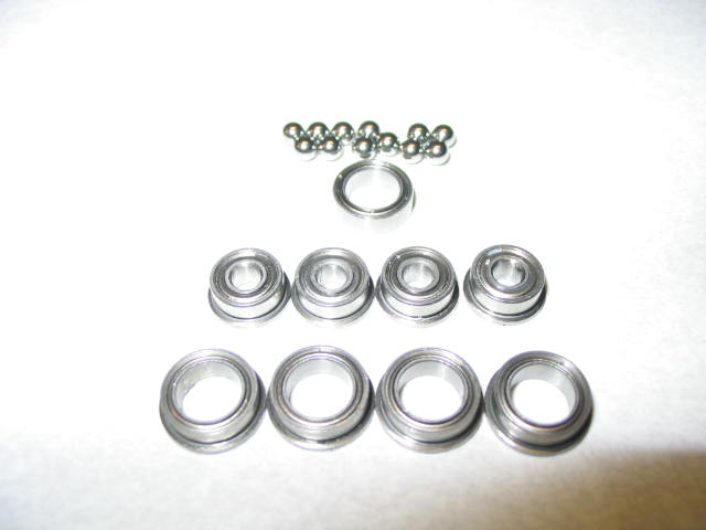 WT2750 Steel Bearing Kit