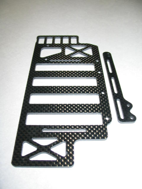 HD7335 Battery Tray Assembly (Pro 3 Slider)