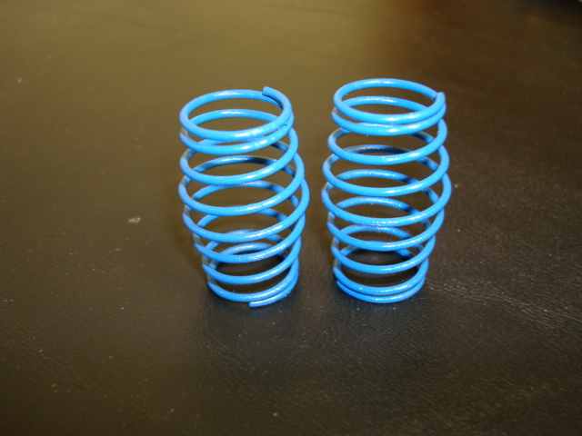WT3322 4# BLUE PRO CS Springs ( One Pair)