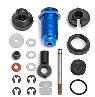 ASC3962 Associated Blue Threaded Shock (single shock)