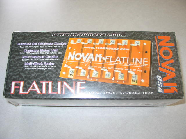 NOV4520 Flatline Tray