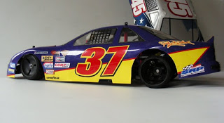 "WT2242-W Windtunnel ""CSC"" 1/10th Scale Wide Body Stock Car"